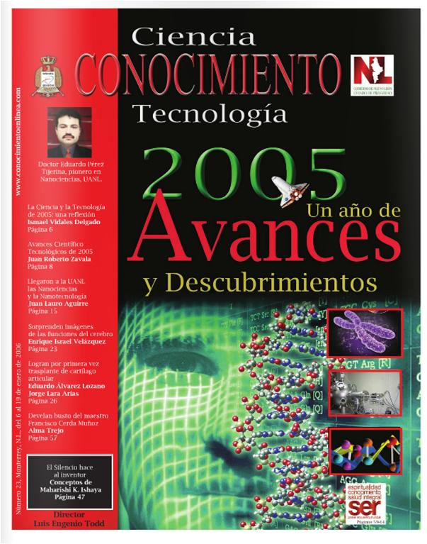 portadaavances2005conocimiento