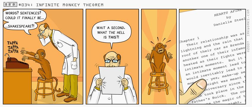 infinitemonkeytheorem